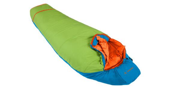 VAUDE Dreamer Adjust 450 slaapzak ii groen/blauw